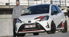 Essai Toyota Yaris GRMN : retour aux affaires