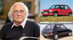 Gérard Welter : le père de la Peugeot 205 est mort