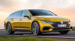 Les futures Volkswagen 2018-2019 en images