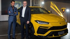 Lamborghini Urus : premier contact à Paris avec le SUV italien