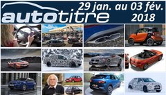 Résumé Auto Titre du 29 janvier au 3 février 2018