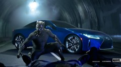 Super Bowl : Lexus se la joue super-héros avec Black Panther