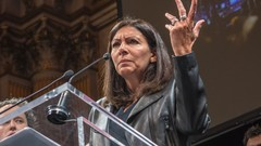 "Anne Hidalgo : ""la pollution de l'air a baissé de 30 % à Paris"""