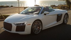 Emission Turbo : La côte californienne en Audi R8