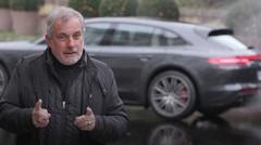 Emission Turbo : La Suisse en Porsche Panamera Sport Turismo