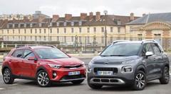 Essai Citroën C3 Aircross et Kia Stonic : la guerre des petits SUV continue