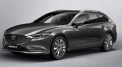 Mazda 6 berline et break restylées: peaufinées