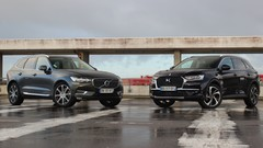 Essai DS 7 Crossback vs Volvo XC60 : question d'ambiance