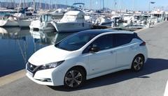 Essai Nissan Leaf 2 : Elle pédale au singulier