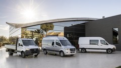 Nouveau Mercedes Sprinter (2018) : les infos et photos officielles