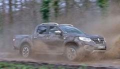 Essai Renault Alaskan : Le pick-up de Renault... un cow-boy à la française