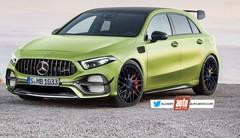 Future Mercedes Classe A AMG (2019) : lâchez l'hybride !