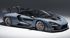 McLaren Senna: plus de détails