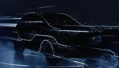 Hyundai Kona électrique : teaser