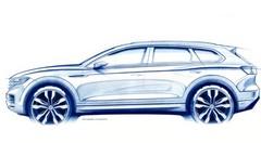 Volkswagen présentera son nouveau Touareg