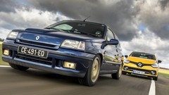 Renault Clio Williams vs Clio RS Trophy : c'était mieux avant ?