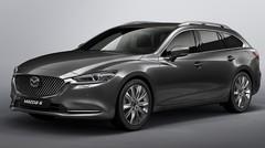 La Mazda6 et d'autres nouveautés pour Mazda