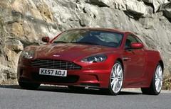 Aston Martin DBS V12 : Sport by Aston !
