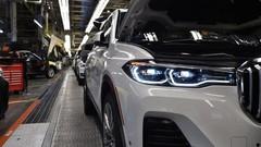 BMW dévoilera le X7 en fin d'année, mais pas en Europe