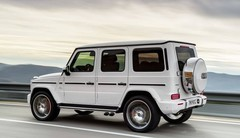 Le nouveau Mercedes Classe G déjà revu par AMG