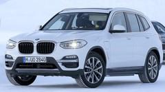 Le futur SUV électrique BMW iX3 se fait surprendre