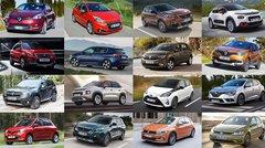 Janvier 2018 : le classement des 30 premiers modèles du marché français