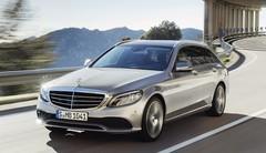 Discret restylage pour la Mercedes Classe C