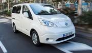 Essai Nissan e-Evalia (2018) : les portes des villes s'ouvrent devant lui