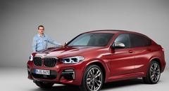 BMW X4 2018 : coupé moins décalé