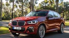 Le nouveau X4 de BMW voit plus grand