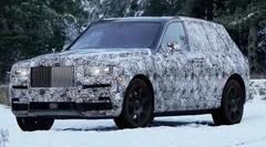 Rolls-Royce a choisi le nom de son SUV : ce sera Cullinan