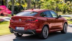 BMW dévoile le nouveau X4