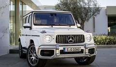 Mercedes Classe G : une nouvelle version G63 AMG de 585 ch