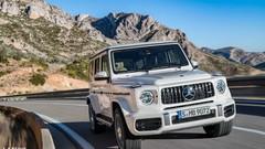 Mercedes-AMG G63 : la mastodonte compte sur 585 ch