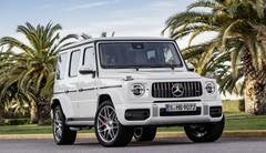 Nouveau Mercedes Classe G 63 AMG (2018) : infos et photos officielles
