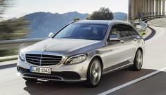 Mercedes Classe C restylée : désir d'autonomie