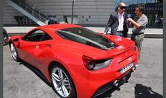 Ferrari annonce la 488 super sportive
