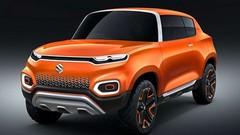 Suzuki Concept Future S : programme indien
