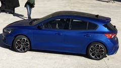 La nouvelle Ford Focus surprise sans camouflage
