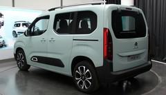 Citroën Berlingo 3 (2018) : toujours plus pratique