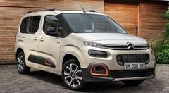Citroën Berlingo : ludospace modernisé à 2 tailles