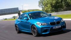 La BMW M2 Competition est attendue cette année avec 410 ch