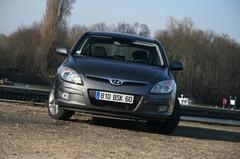 Hyundai i30 2.0 CRDi Luxe : Dur dur !