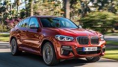 Nouveau BMW X4 : déjà la seconde génération