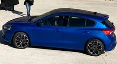 La future Ford Focus surprise sans camouflage