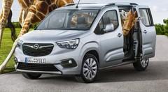 Nouvel Opel Combo Life (2018) : infos et photos officielles