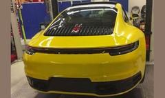 Porsche : serait-ce la future 911 2019 ?
