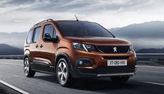 Le Partner remplacé par le Peugeot Rifter