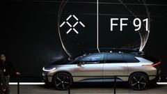 Faraday Future : de l'argent frais ?