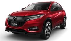 Honda HR-V : le SUV restylé pour 2018
